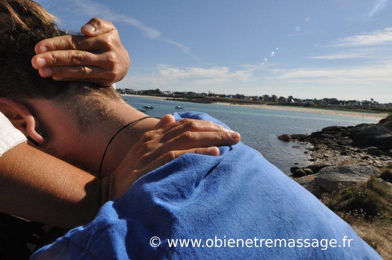 Massage Thaï Assis Ô bien-être massage Porspoder / Brest / Finistère Relaxation