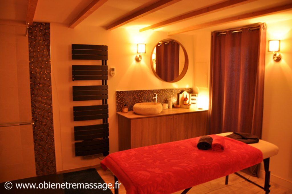 """Centre de relaxation """" Ô bien-être massage"""""""