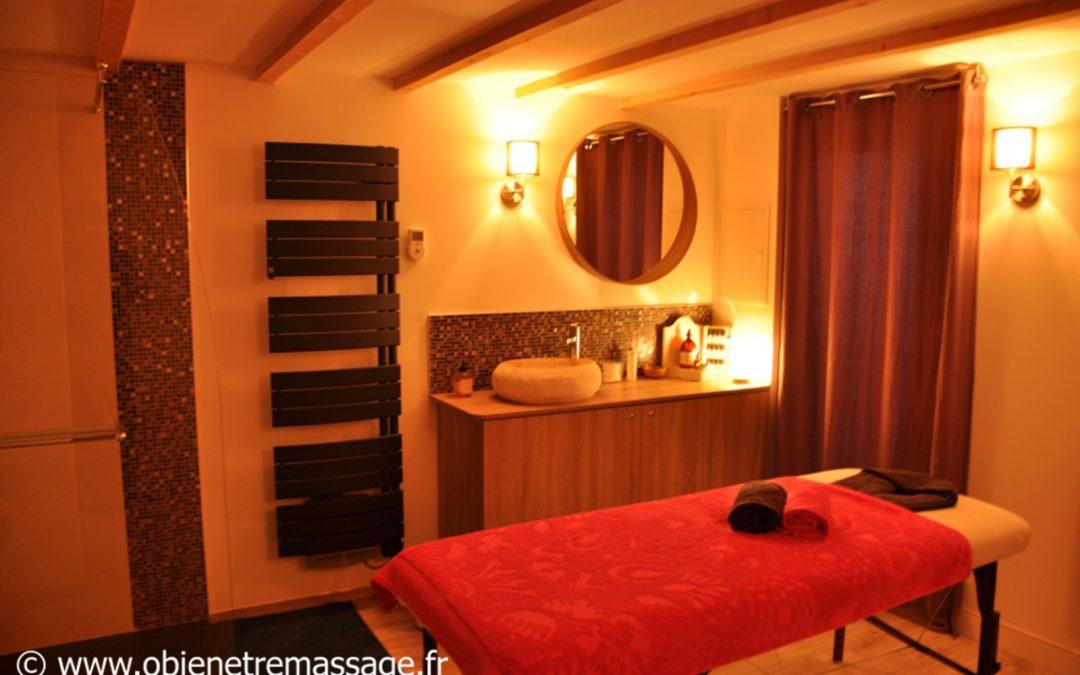 """Merci Le Télégramme : centre de relaxation """"Ô bien-être massage"""""""