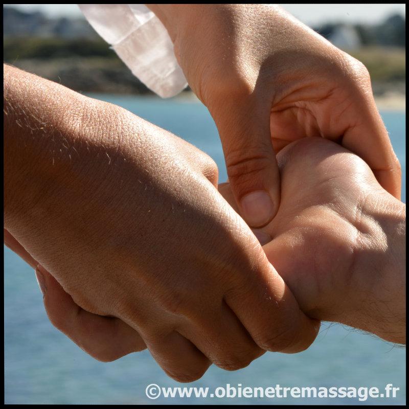 Ô bien-être massage Porspoder Finistère
