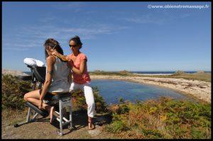 Ô bien-être massage Porspoder / Pays d'iroise / Finistère / Bretagne