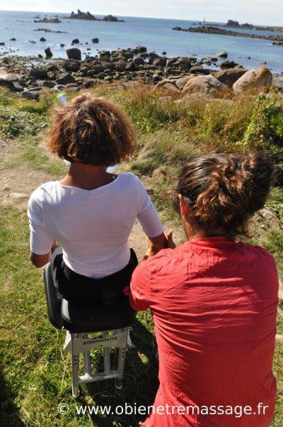 Massage Amma Assis Ô bien-être massage Porspoder / Brest / Finistère