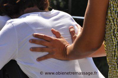 Parrainage Ô bien-être massage Porspoder / Brest / Finistère