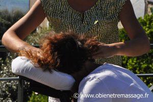 Offre de parrainage Ô bien-être massage Porspoder / Brest / Finistère