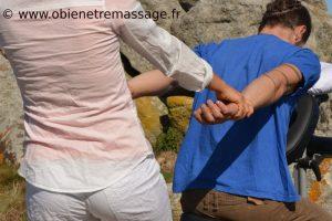 Massage Thaï Assis à Ô bien-être massage Porspoder / Brest / Finistère Idéal pour relaxer rapidement le corps