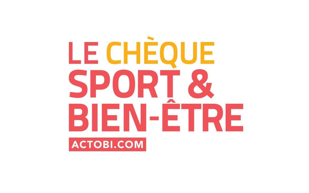 Partenaire Chèque Sport & Bien-être, Ticket Kadéos, ANCV